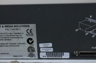 XLR 216 - XLR Breakout Panel HER1 ORB-1-13815-BV 4