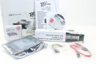 Rev Pro Digital Media Drive with 1 35gb Disk (No.2) S-9924-z 1