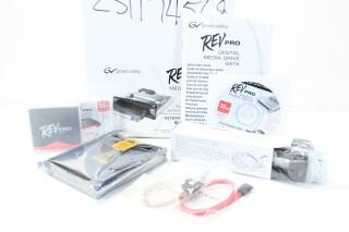 Rev Pro Digital Media Drive with 2 35gb Disks S-9909-z