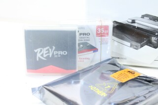 Rev Pro Digital Media Drive with 2 35gb Disks S-9909-z 2