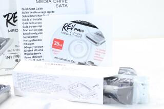 Rev Pro Digital Media Drive with 2 35gb Disks S-9909-z 3