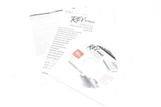 Rev Pro Digital Media Drive with 2 35gb Disks S-9909-z 10