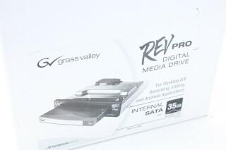 Rev Pro Digital Media Drive with 2 35gb Disks S-9909-z 11