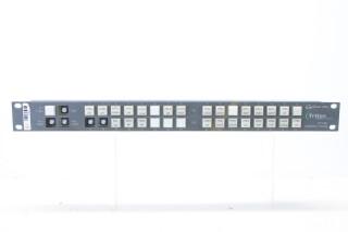 Triton Routing Switcher CP 3201 Control Panel EV-RK25-5229 NEW