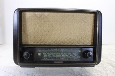 196W-UKW vintage bakelite tube radio 1950-1951 BLW-ORB4-6787 NEW