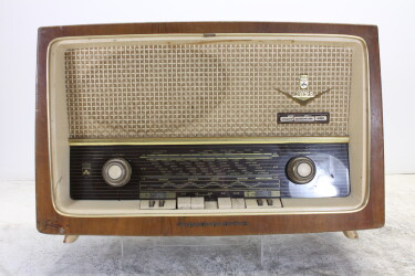 3059 vintage tube radio 1959-1960 BLW-ORB6-6766 NEW
