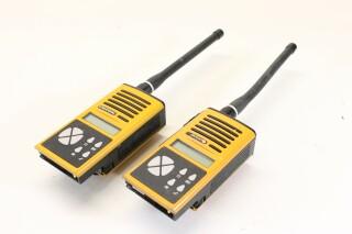 Movitalk 209/490-20 Transceiver Lot of Two (No.1) E-12-8141-x