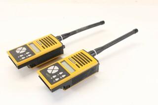 Movitalk 209/490-20 Transceiver Lot of Two (No.2) E-12-8142-x