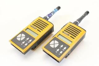 Movitalk 209/490-20 Transceiver Lot of Two (No.4) E-12-8146-x