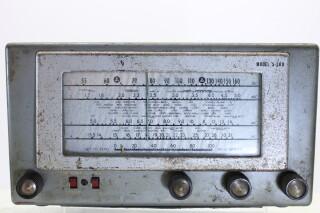Model S-38D Tube Radio EV-O-4124 NEW