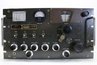 Signal Corps 6 Band Radio Receiver R-274/FRR HEN-OR-15-4780 NEW