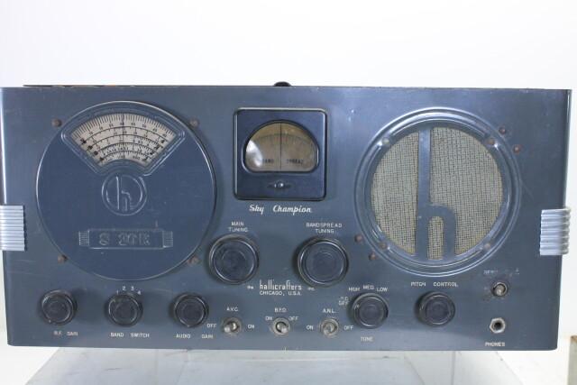 Sky Champion S-20R Radio Receiver EV-P-4186 NEW