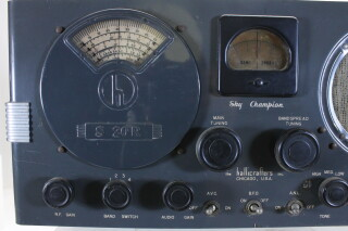Sky Champion S-20R Radio Receiver EV-P-4186 NEW 5