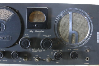 Sky Champion S-20R Radio Receiver EV-P-4186 NEW 6