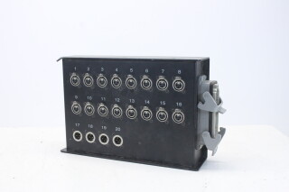 16 XLR input Stagebox With Harting Connector EV-N-3780