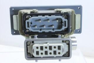 connector H-B16T - 35A 380V K-8-5923-BV 4