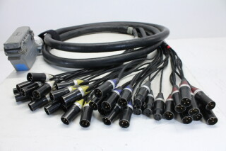 Harting Snake to XLR (32) HVR-KM1-3969 NEW