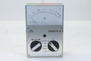 Elohmi 4 Resistance Meter KAY C/D-13969-bv 2
