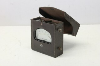 Monavi 01 - Small Ohmmeter in Leather Case KAY A-9-13542-bv