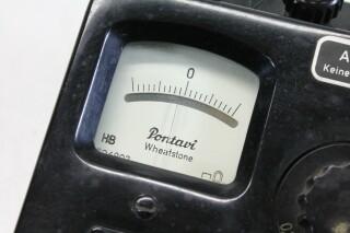 Pontavi Wheatstone Ohm Meter (No.1) KAY B-9-13568-bv 4