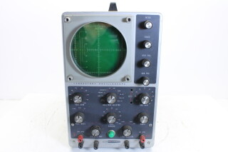 Model 10-12 Laboratory Oscilloscope HEN-ZV-5-5064
