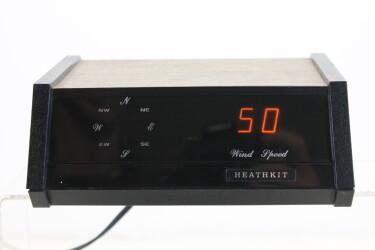 Wind Speed Indicator Model ID-1590E HEN-R-6090 NEW