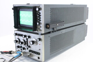 183A Oscilloscope with 1840A Time Base and 1830A Dual Channel Vertical Amplifier HEN-Q-4796 NEW