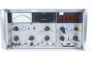 3591A Selective Voltmeter + 3594A Sweeping Local Oscillator HEN-RK19-4447 NEW