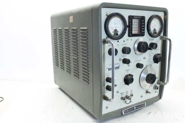VHF Signal Generator Model 608E HEN-ZV-5-5293-NEW