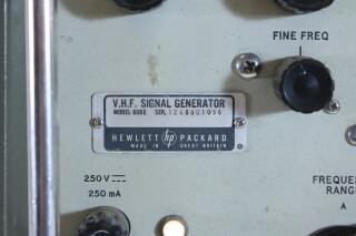 VHF Signal Generator Model 608E HEN-ZV-5-5293-NEW 4