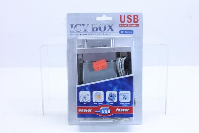 8 in 1 usb card reader A8-11518-BV
