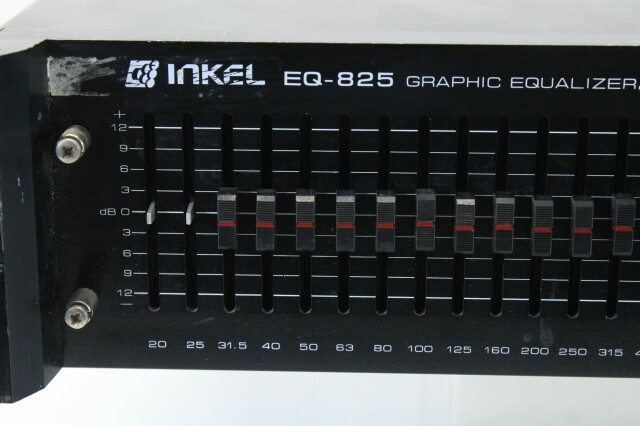 EQ-825 - 31-Band Graphic Equalizer ORB-3-9805-Z