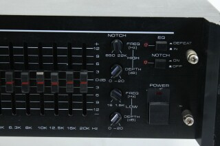 EQ-825 - 31-Band Graphic Equalizer ORB-3-9805-Z 3