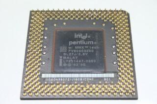Pentium MMX 200MHz Processor (FV80503200) B-in doos-11685-bv 3