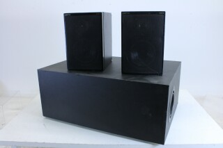 SW3 Passive Subwoofer - 100/150w - 8ohm Incuding S60 monitors VLO-11445-z