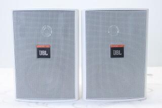 Control 23T White Speaker Set EV-SK-5758 NEW