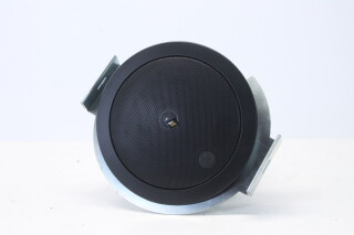 Control 24CT-BK - Single Black Background/Foreground Ceiling Speaker AXLC1-SK-3724 NEW