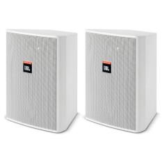 Control 25T White Compact Indoor/Outdoor Speaker EV VL-Q-14214-bv
