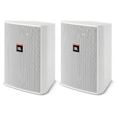 Control 25T White Compact Indoor/Outdoor Speaker - Sold as Pair AXL5-AXL-PL-7-12932-bv