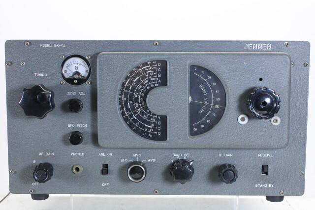 Model 9R-4J Communication Receiver (By Trio) EV-N-4180 NEW