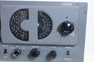 Model 9R-4J Communication Receiver (By Trio) EV-N-4180 NEW 10