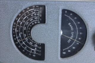 Model 9R-4J Communication Receiver (By Trio) EV-N-4180 NEW 11