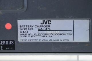 AA-P47E Battery Charger BVH2 L-12029-bv 10