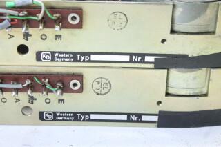Set of 2 Western Germany Vintage Faders Type PII 5K/85 JDH-C2-D5-5678 NEW 4