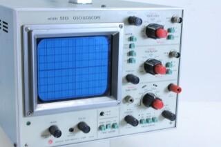 Oscilloscope Model 5513 - Channel 2 needs service O-11928-BV