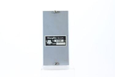 KL U 093 Tube Oscillator For Parts Or Repair KAY-OR-2-6719 NEW