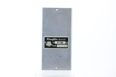 KL V 088 Preamplifier KAY-OR-2-6698 NEW