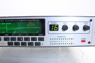 DN4000 Parametric equaliser + delay GHD-RK16-4436 NEW 5