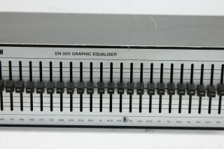 DN300 - Single Channel 30 Band Graphic Equalizer PUR1 RK22-14297-BV 2
