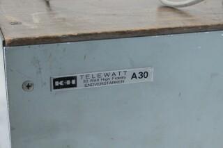 Telewatt A30 High Fidelity Mono Amplifier (No.2) KAY OR-13-13365-BV